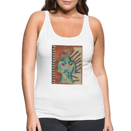 Las flechas que se van - Camiseta de tirantes premium mujer