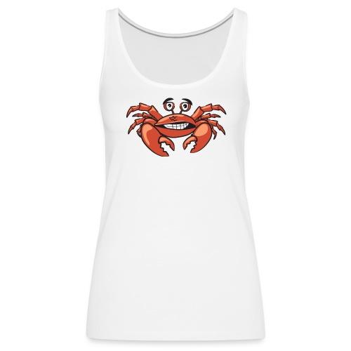 Sommer Urlaub Krabbe - Frauen Premium Tank Top