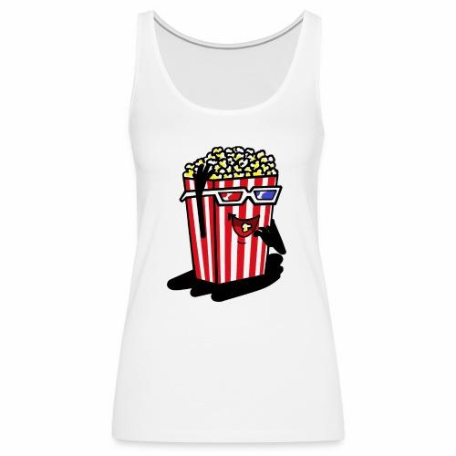 Cotufas - Camiseta de tirantes premium mujer