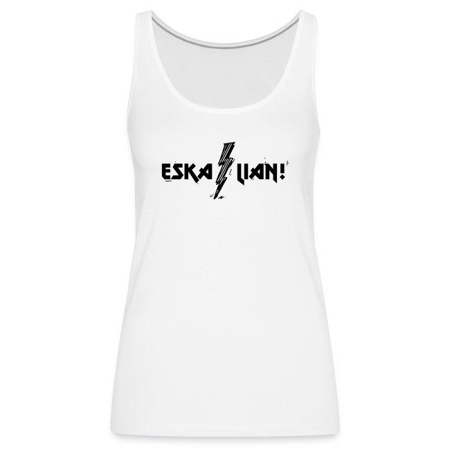 Vorschau: Eskalian - Frauen Premium Tank Top
