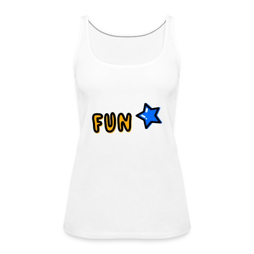 Fun Sign - Frauen Premium Tank Top