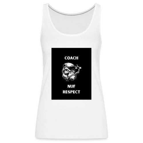 Coach - Women's Premium Tank Top