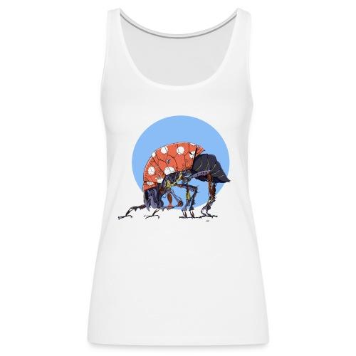 InsectoBot - Camiseta de tirantes premium mujer