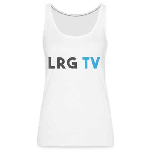 LRG TV - Frauen Premium Tank Top