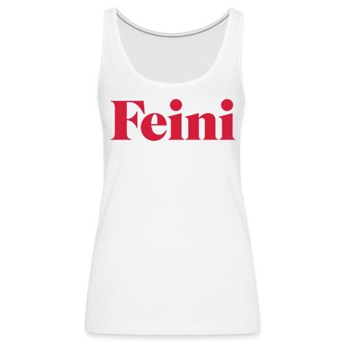 Feini - Frauen Premium Tank Top