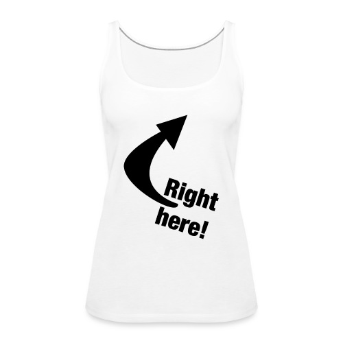 Where is your GOD now? - Frauen Premium Tank Top