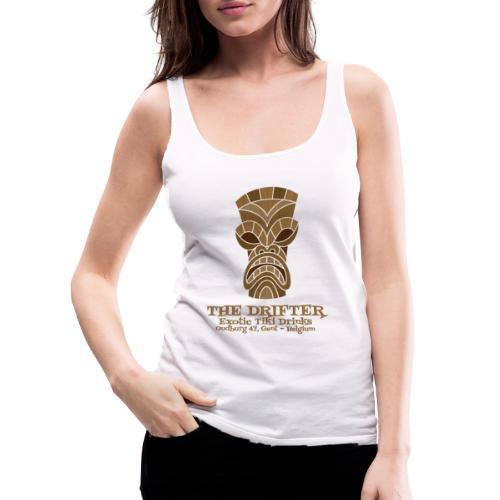 tshirt logo - Vrouwen Premium tank top
