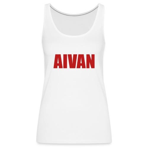 Aivan (Aivan) - Naisten premium hihaton toppi