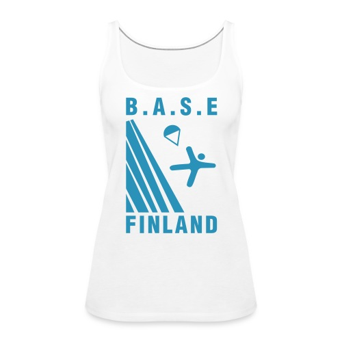 base logo - Women's Premium Tank Top