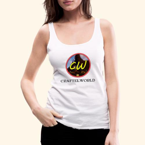 CraftelWorld - Vrouwen Premium tank top
