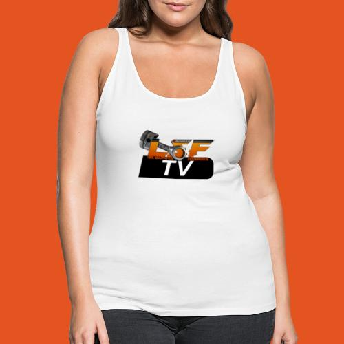 LSF TV - Débardeur Premium Femme