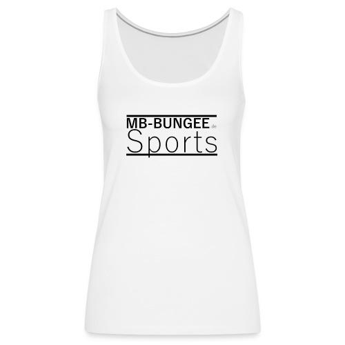 MB-Bungee-Sports.com - Frauen Premium Tank Top