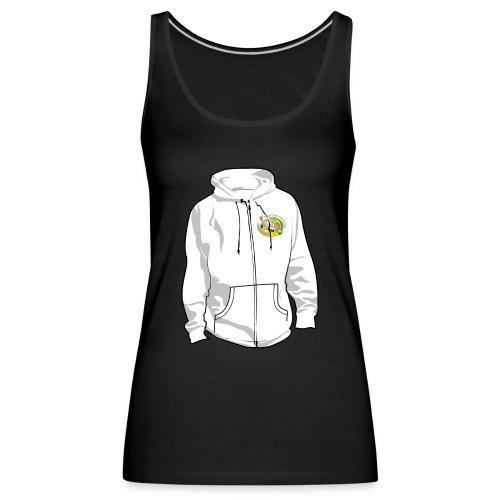 hoodyfront - Vrouwen Premium tank top