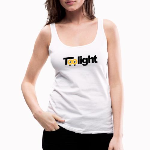 toolight off - Canotta premium da donna