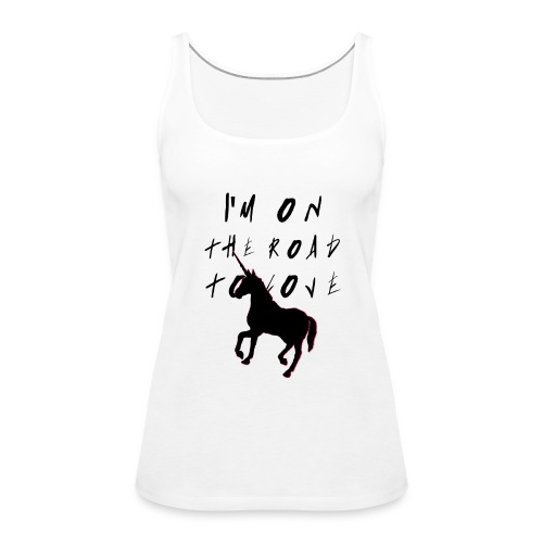 HIGHWAY UNICORN hombre - Camiseta de tirantes premium mujer