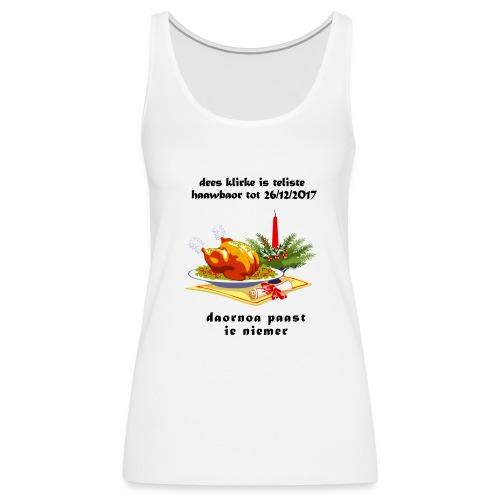 teliste_haawbaor - Vrouwen Premium tank top