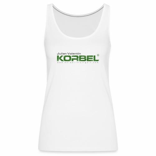 Korbel HYROX Athletik - Frauen Premium Tank Top