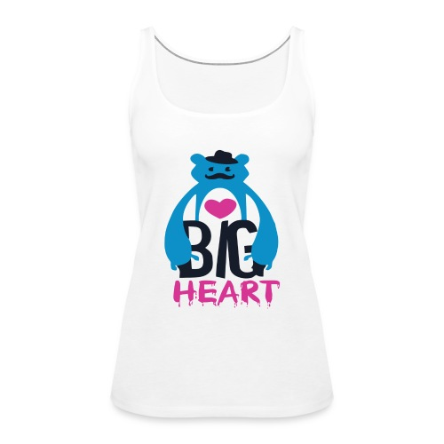 Big Heart Monster Hugs - Women's Premium Tank Top