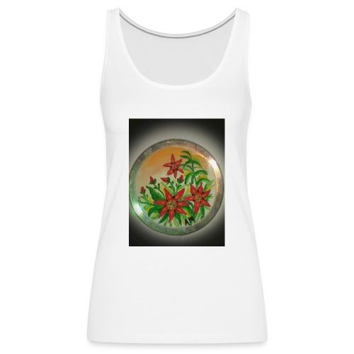 Flores de Venezuela - Camiseta de tirantes premium mujer