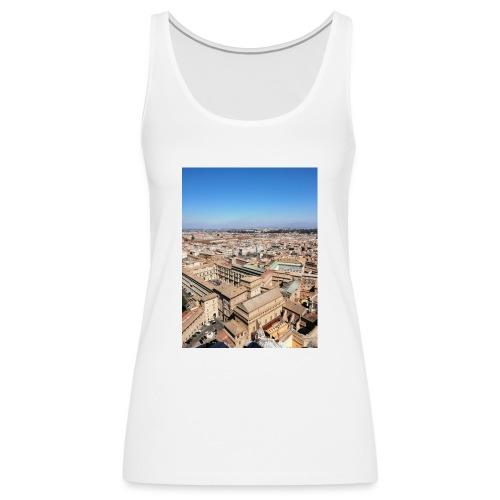 Roma - Camiseta de tirantes premium mujer