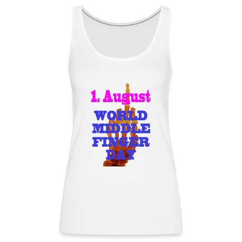 WMF - Frauen Premium Tank Top