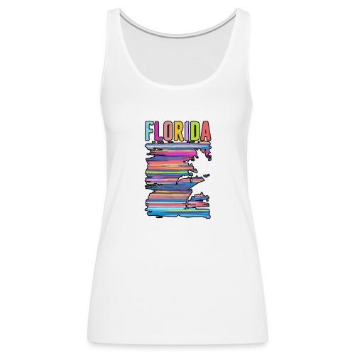 Florida - Women's Premium Tank Top