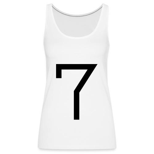 7 - Women's Premium Tank Top