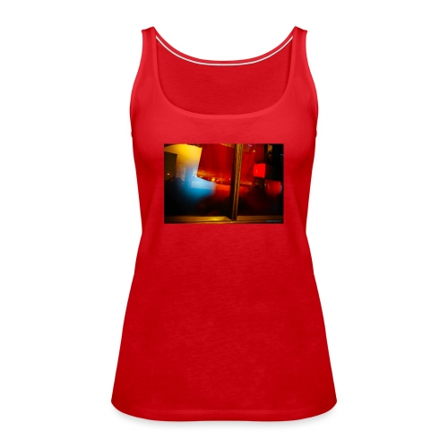 Pub primario. - Camiseta de tirantes premium mujer