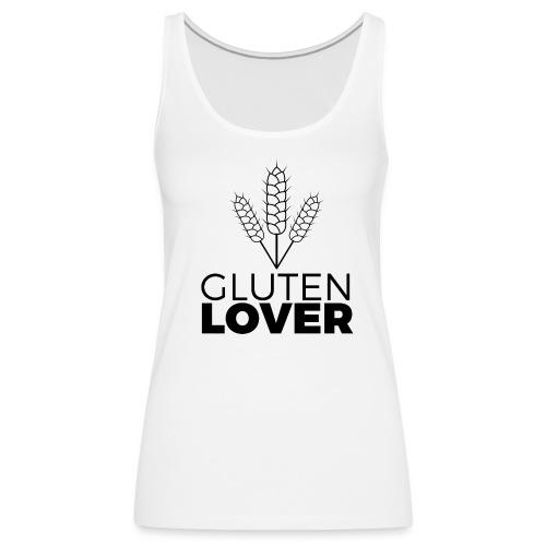 Gluten Lover - Women's Premium Tank Top