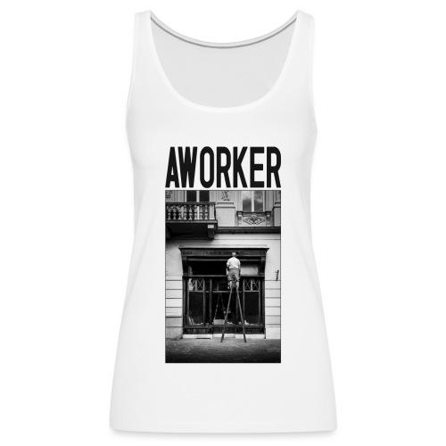 AWORKER - Frauen Premium Tank Top