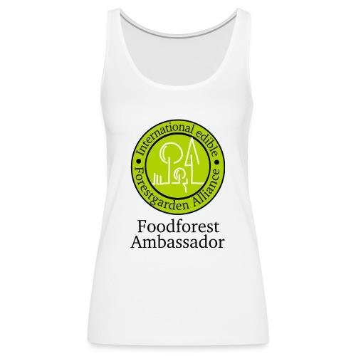 foodfores Ambassador gr - Frauen Premium Tank Top