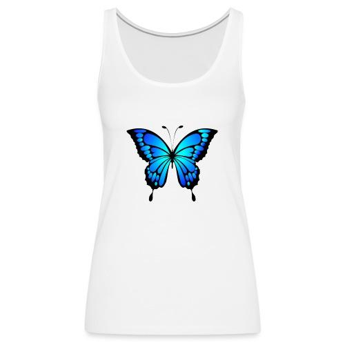 Mariposa - Camiseta de tirantes premium mujer