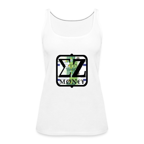 EZ MoNeY - Women's Premium Tank Top
