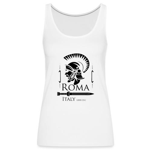 Legionario Romano con Elmetto - Canotta premium da donna