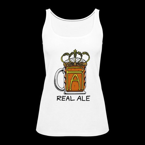 Real Ale - Women's Premium Tank Top