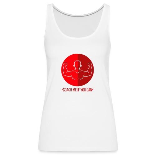 Muscle Rouge - Débardeur Premium Femme