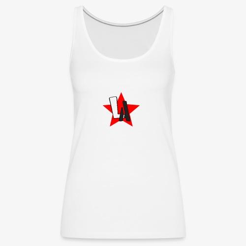 Los Angeles CA - Camiseta de tirantes premium mujer