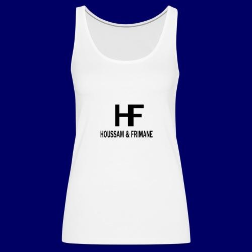 H&F - Canotta premium da donna