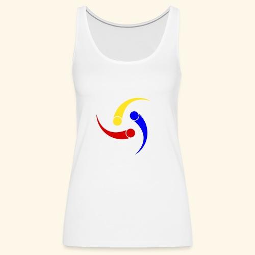 Logo Deporte - Camiseta de tirantes premium mujer