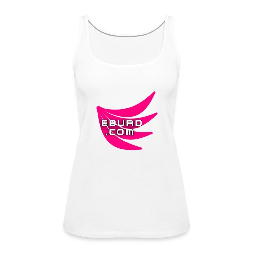 EBURD LOGO GROSS - Frauen Premium Tank Top