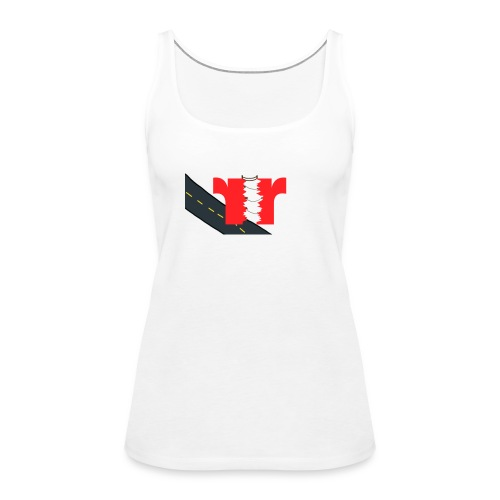 Radical Travel - Dame Premium tanktop