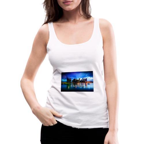 Panamá - Camiseta de tirantes premium mujer
