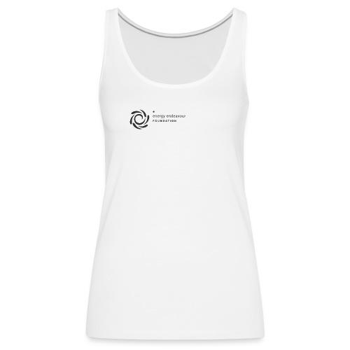 energyendeavour mono 80 percent - Vrouwen Premium tank top