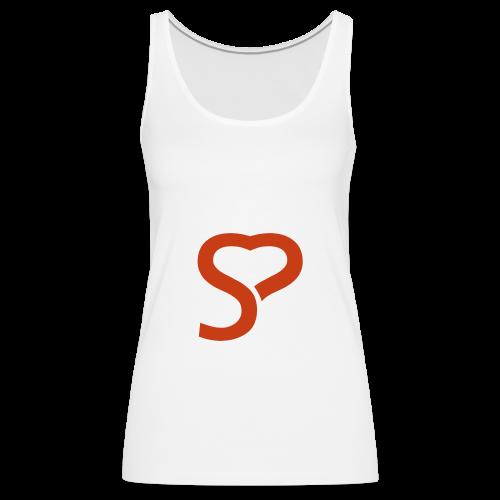 Kleidung & Accessoires - made with love - Frauen Premium Tank Top