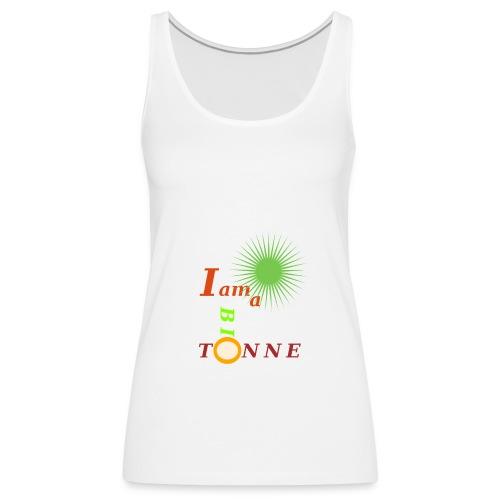 I a am Biotonne - Frauen Premium Tank Top