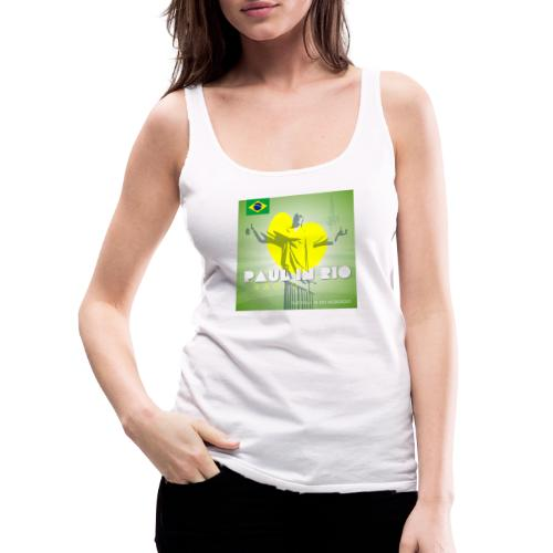 PAUL IN RIO RADIO - Women's Premium Tank Top