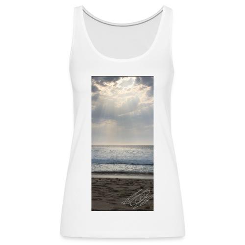 2C5C1DBF E0AB 4072 BB13 B58680E314F0 - Camiseta de tirantes premium mujer