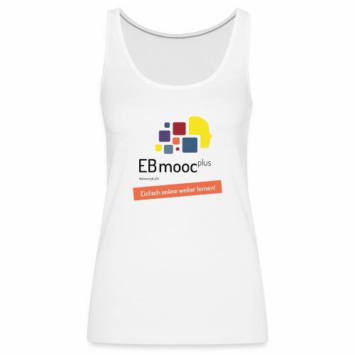 EBmooc plus 2020 - Frauen Premium Tank Top