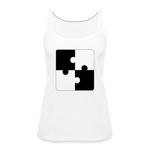 jigsaw - Women's Premium Tank Top