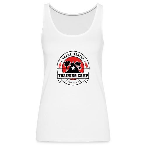 kame senin camp - Women's Premium Tank Top